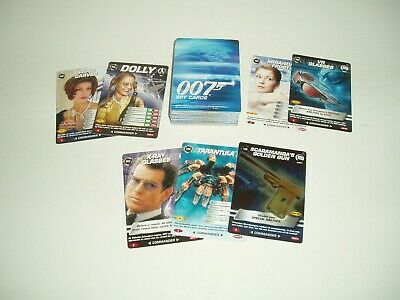 Large Collection Of 007 Spy Cards. 2008. (Mint Cond). • 12.99£