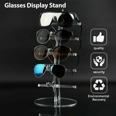 AU24.12 • Buy 5 Pair Rack Show Sunglasses Glasses Display Stand Holder Plastic Counter