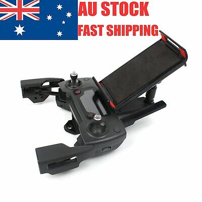AU26.90 • Buy For DJI SPARK / MAVIC PRO / Air Extended Bracket Mount Holder Tablet IPad IPhone