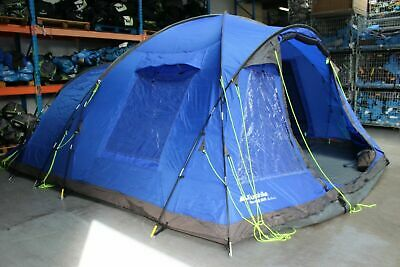 Eurohike Bowfell 600 6 Person Tent Camping Outdoor, 6 Man Berth RRP £499.99 332 • 149.99£