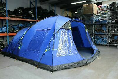 Eurohike Bowfell 600 6 Person Tent Camping Outdoor, 6 Man Berth RRP £499.99 327 • 99.99£