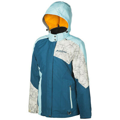 $ CDN364.94 • Buy Klim Allure Jacket Xl Blue Closeout
