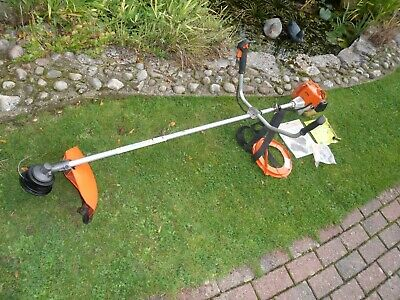 View Details Stihl Fs85 Strimmer Brush Cutter One Owner Serviced New Carb • 135.00£