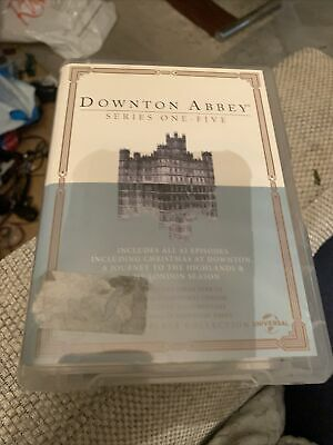 Downton Abbey Dvd - Series 1-5 Box Set • 11.99£