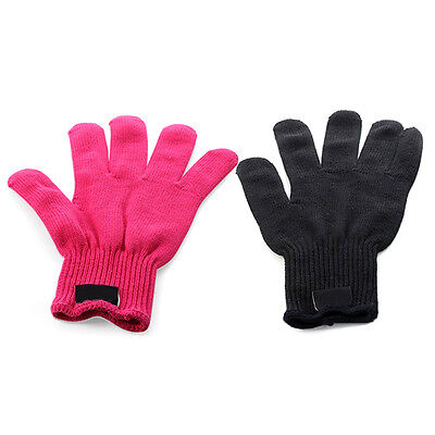 £2.39 • Buy Heat Resistant Proof Protection Glove Hair Styling Tool For Curler Straightener