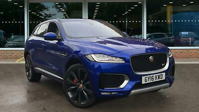 2016 Jaguar F-Pace 3.0d V6 First Edition Auto AWD (s/s) 5dr SUV Diesel Automatic • 32,990£