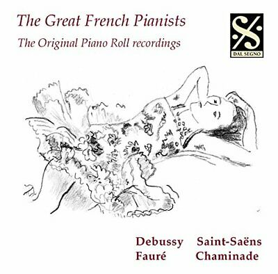 Various - The Great French Pianists: The Original Piano Rol... - Various CD OIVG • 5.85£