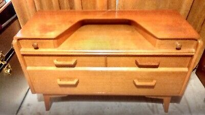 Vintage G Plan E Gomme Mid Century Chest Of Drawers • 50£
