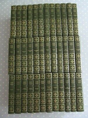 Collection / Full Set Of 36 Charles Dickens Illustrated Heron Books Centennial • 120£