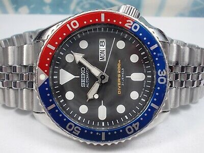 $ CDN178.44 • Buy Seiko 200m Scuba Divers 'japan' Skx009j Auto Mens Watch 7s26-0020 Pepsi -7d0224