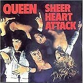Queen - Sheer Heart Attack (Re-mastered, 1993) • 2£