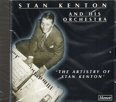 Stan Kenton And His Orchestra - The Artistry Of Stan Kenton (1997 CD) Remastered • 2.35£