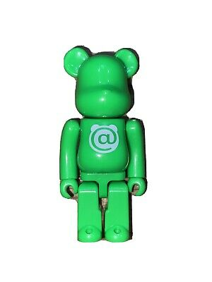 $10.20 • Buy Medicom Bearbrick Be@rbrick 100% Series 38 Basic @ Green S38 Toy