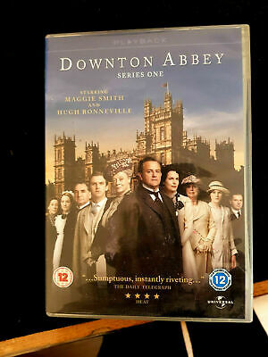 Downton Abbey Complete Series One Bbc Tv Dvd     D4 • 3.50£