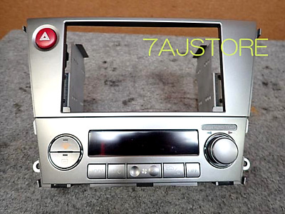 $199 • Buy Subaru Legacy Outback BP5 BL5 AirConditioner Switch Panel 2DIN Audio Panel 04-05