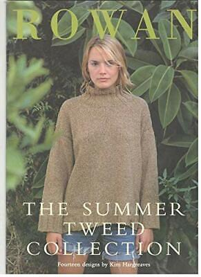 The Summer Tweed Collection: Fourteen Designs By Hargreaves, Kim Book The Cheap • 13.99£