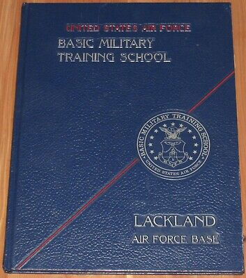 $80 • Buy 1987 Lackland Air Force Base Basic Military Training School Yearbook, Flight 192