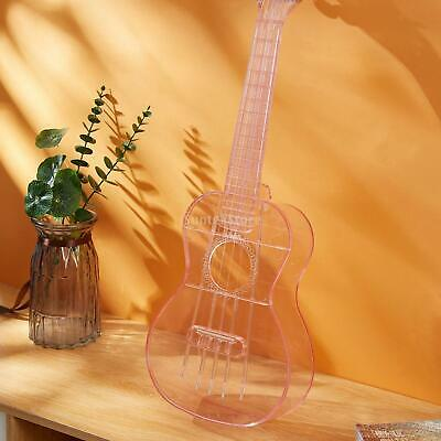 AU71.97 • Buy Transparent Ukulele & Gig Bag Gift For Boys Girls Children Families Xmas Present