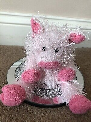 Ty Punkie Punkies Collection Beanie Babies Baby - Snort - 2003 - Pink Pig • 1.65£