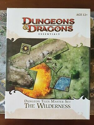 AU52 • Buy Dungeons And Dragons - Dungeon Tiles Master Set: The Wilderness (D&D, 4th Ed.)
