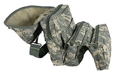 $29.95 • Buy NEW Elite First Aid M-3 Trifold IFAK EMT CLS Medical MOLLE Field Bag ACU ARMY DI