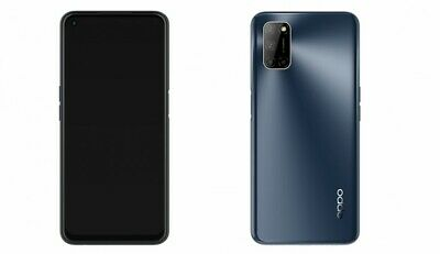 AU185 • Buy Oppo A52 Mobile Phone Black In Unopened Sealed Box Never Used.