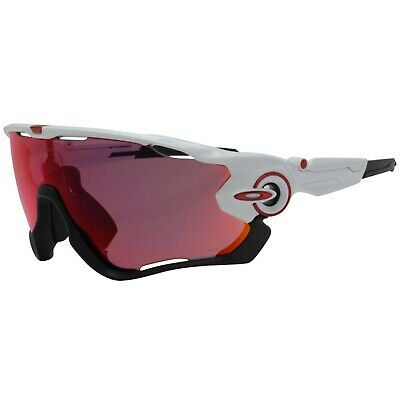AU249.99 • Buy Oakley OO 9270-04 Jawbreaker Polished White With Prizm Road Sports Sunglasses