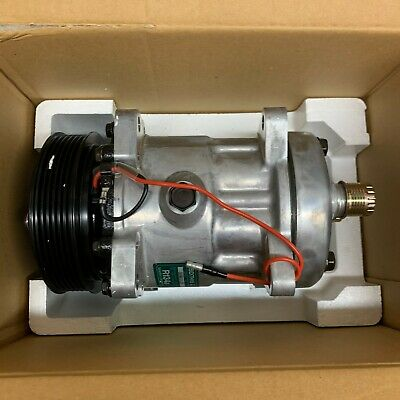 AU393.26 • Buy New NOS Sanden SD7H15 Compressor U8025
