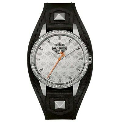 Harley-Davidson 76L183 Ladies Watch • 59£