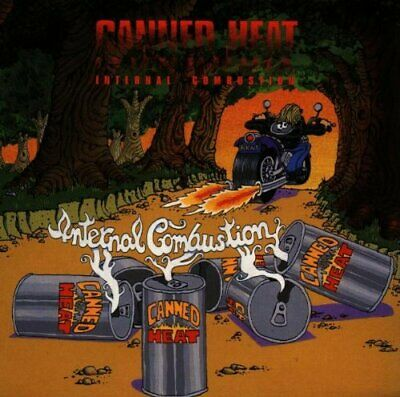 £4.26 • Buy CANNED HEAT - Internal Combustion - CANNED HEAT CD V5VG The Cheap Fast Free Post
