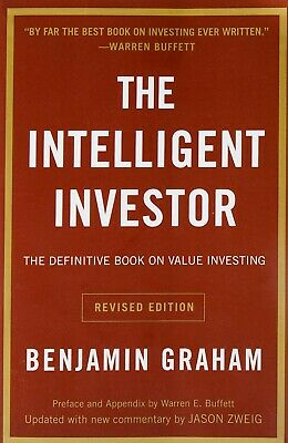 AU30.95 • Buy NEW The Intelligent Investor By Benjamin Graham Paperback Book FREE SHIPPING