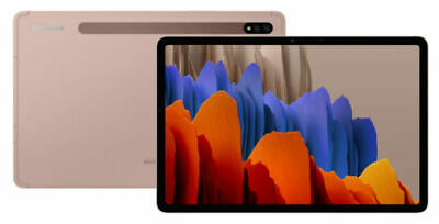 £455 • Buy Samsung Galaxy Tab S7 128GB, Wi-Fi, 11 In - Mystic Bronze OPENED NOT USED A1 STA