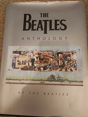 Beatles Anthology Book And Dvd Boxset • 40£