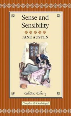 Sense And Sensibility (Collectors Library), Austen, Jane, Used; Good Book • 3.28£