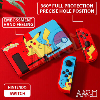 AU24.88 • Buy Hard Shell Nintendo Switch Protective Case Drop-Proof Cover Shockproof Console