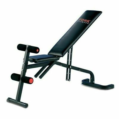 York Fitness DB4 Sit Up And Dumbbell Bench (FREE SHIPPING) • 104.99£