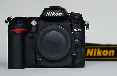 Nikon D7000 DX Camera Body + Extras - 8500 Actuations Only • 268£