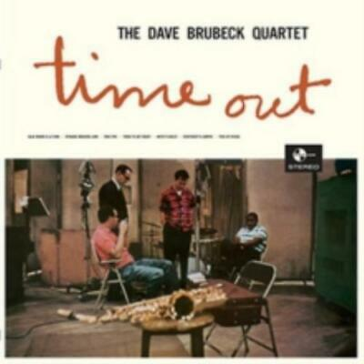 DAVE BRUBECK QUARTET: TIME OUT -HQ/BONUS TR [LP Vinyl] • 15.79£
