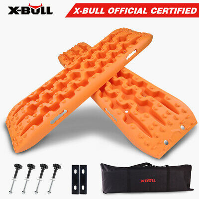 AU98.90 • Buy X-BULL Recovery Tracks 10T Sand Mud Snow Grass 4WD Accessories 1Pair Gen3.0