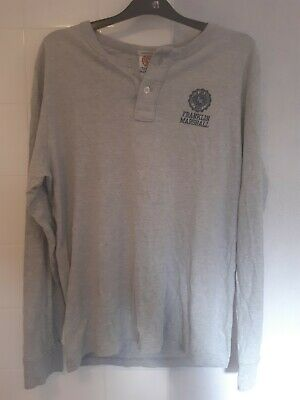 Franklin Marshall Long Sleeved Top Size Large  • 7£