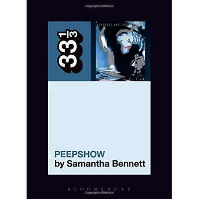 Siouxsie And The Banshees' Peepshow - Paperback NEW Bennett, Samant 18/10/2018 • 10.94£
