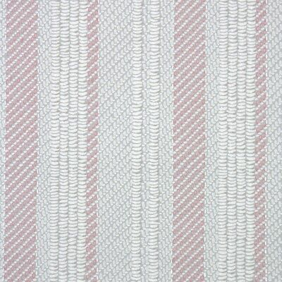 £39.85 • Buy 1950s Fine Graphics Vintage Wallpaper Pink And White Basket Weave On Gray