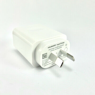 AU35 • Buy Genuine HUAWEI AC Supercharger USB Wall Charger Up To 5V 4.5A Authorised Huawei
