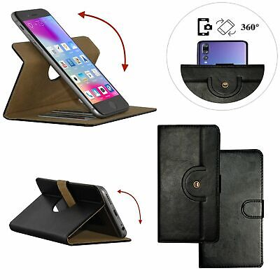 AU14.43 • Buy 360 ° Rotate Premium Leather Mobile Wallet Case For Sony Xperia XZ -L