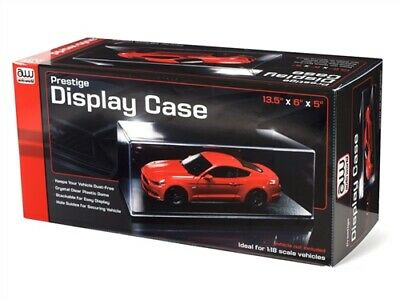 £15.35 • Buy Prestige Collectable Display Show Case For 1:18 Scale Models Autoworld Awdc001