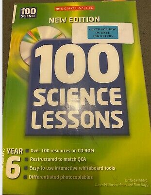 100 Science Lessons For Scottish Primary 7 And UK Year 6 • 5£