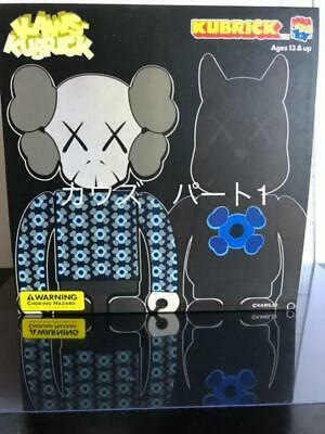 $217.77 • Buy Bearbrick Kaws Figure Medicom Toy Cows Figure Bus Stop Series2