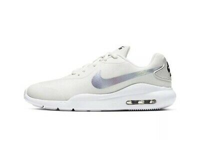 Nike Air Max Oketo Trainers UK 6 EUR 40 US 7Y New White Running Gym Sports Shoes • 23£