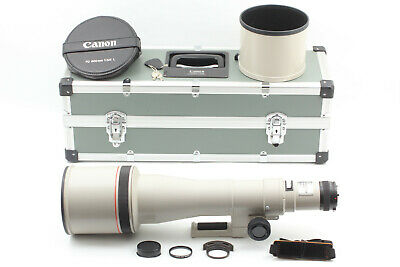 £1701.70 • Buy 【MINT++ IN CASE】 Canon New FD NFD 800mm F/5.6 L Super Telephoto Lens From Japan