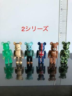 $262.21 • Buy Bearbrick Figure Bearbrick 100% Medicom Toy Figure Series2